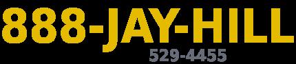 1-888-JAY-HILL (529-4455)