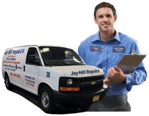 Why should you choose Jay-Hill Repairs?