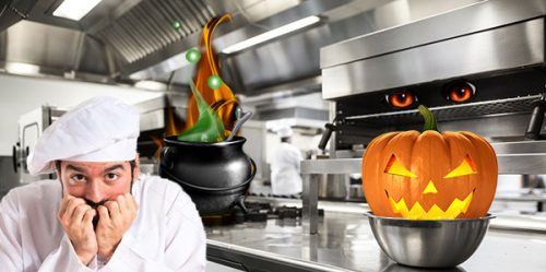 Is your kitchen equipment looking scary?