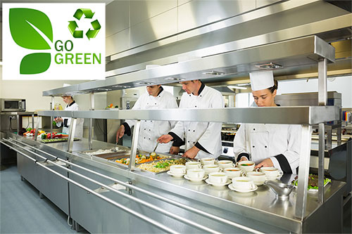 Happy Earth Day!  7 Tips to make your kitchen a lean, green, cooking machine!