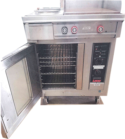Lang Convection Oven/Griddle