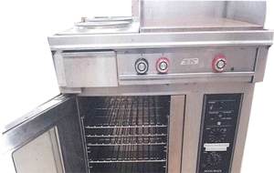 Jay-Hill Repairs now offers refurbished kitchen equipment!