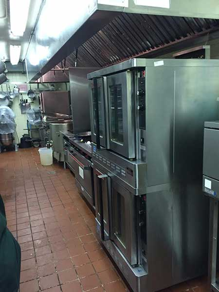 Commercial Kitchen Repairs Parts Amp Service Jay Hill